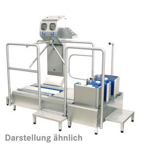 Reinigungs-Kombination Basic mit EK 400 und HWR