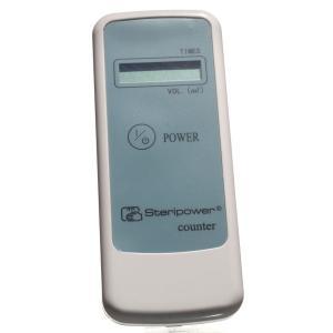 Counter für Hand-Desinfektionsgerät Steripower