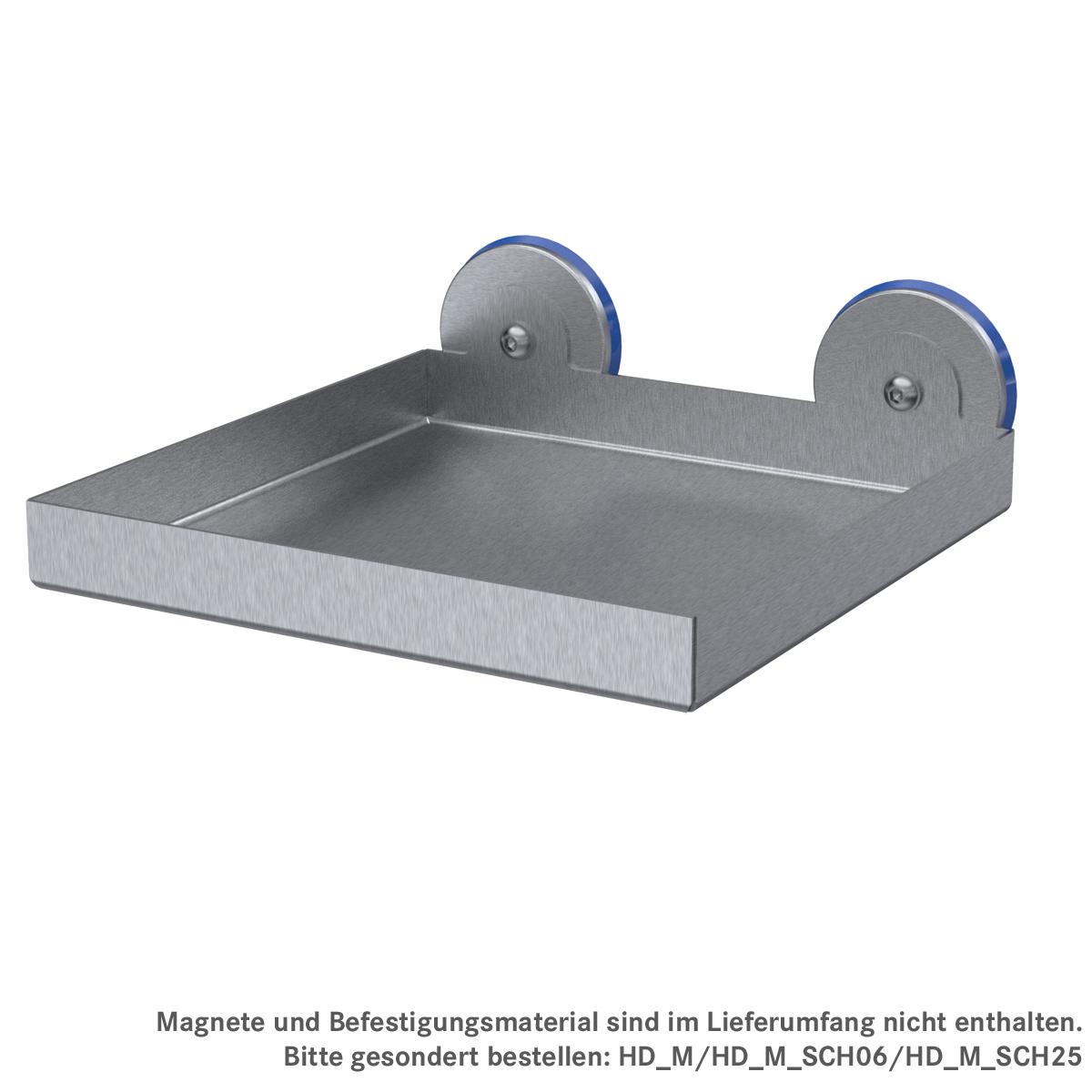 Ablage für Kleinteile und Geräte, ArtNr.: HD_M_AL_K