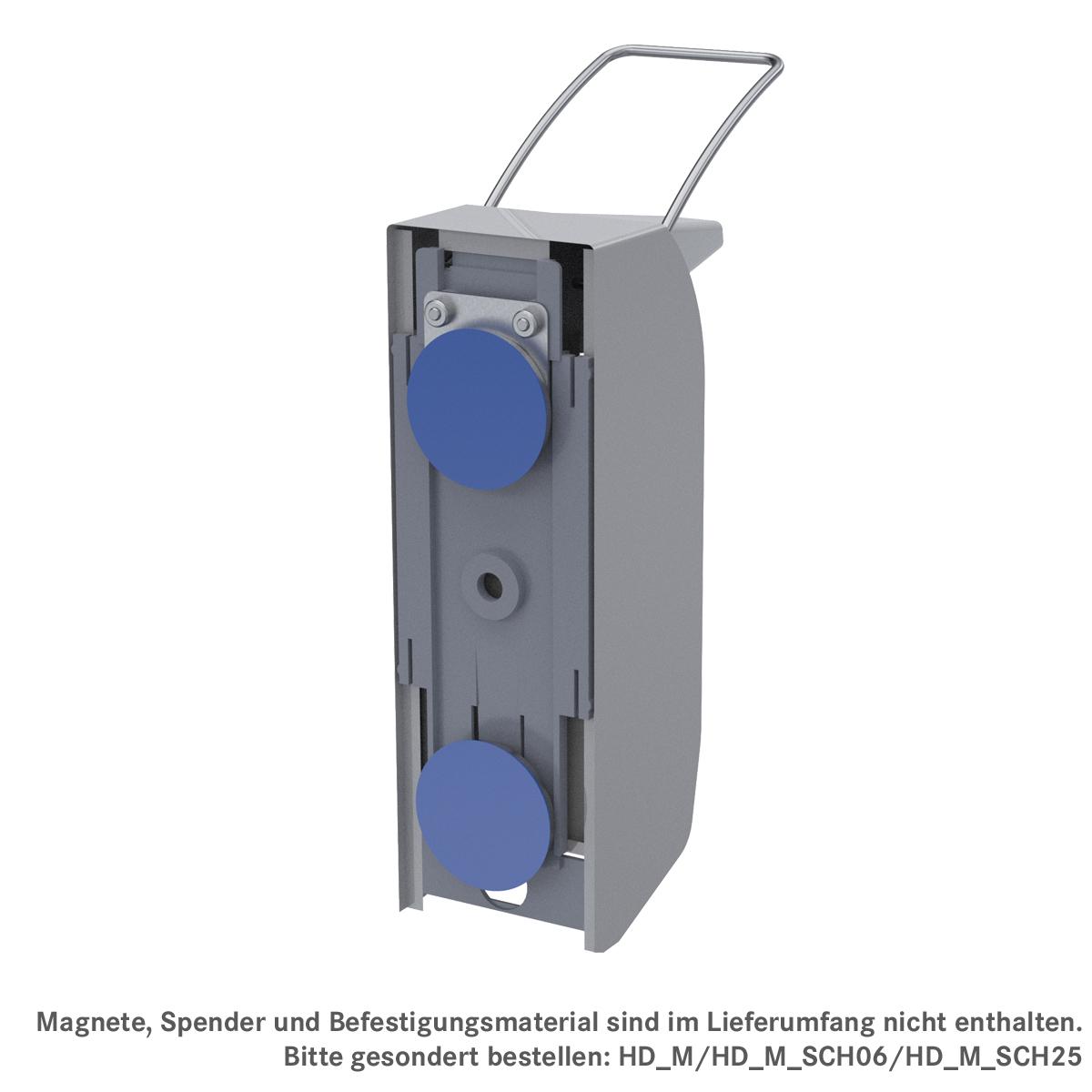 Adapter für Spender SEIS_IMP, SEIS_W_OM sowie Ingo-Man, ArtNr.: HD_M_OP