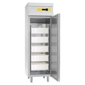 Edelstahl-Kühlschrank für Fisch