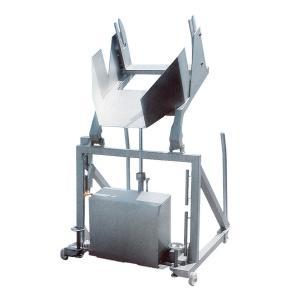 Kippmaschine fahrbar