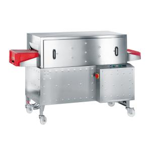 Kistenwaschmaschine - 100 Kisten je Stunde