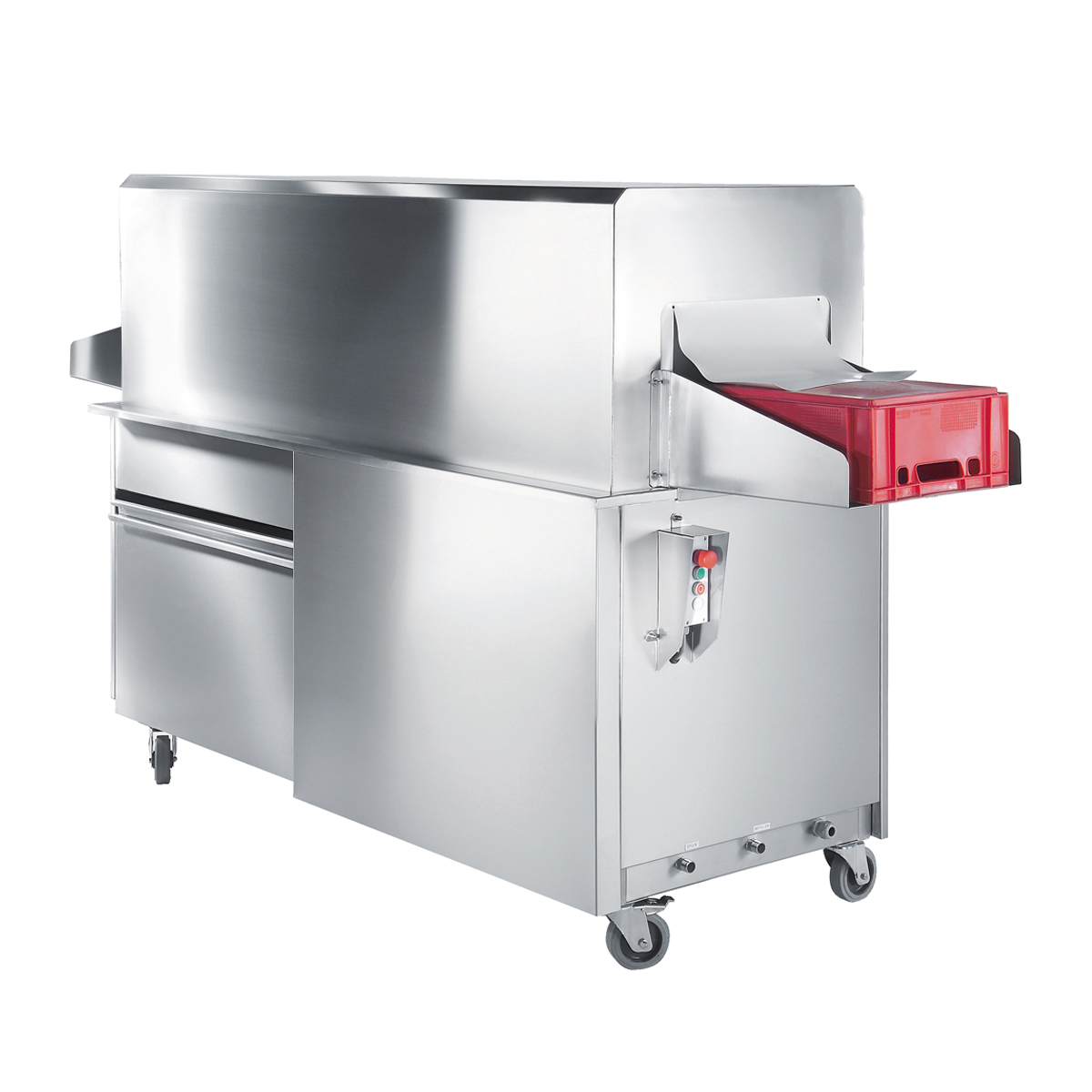Kistenwaschmaschine - 240 Kisten je Stunde, ArtNr.: KWM_240