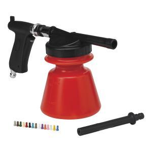 NiTO Clean Schaumspritze mit Strahlrohr