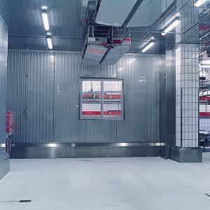Paneeldämmelement Edelstahl, ArtNr.: PU80.VA